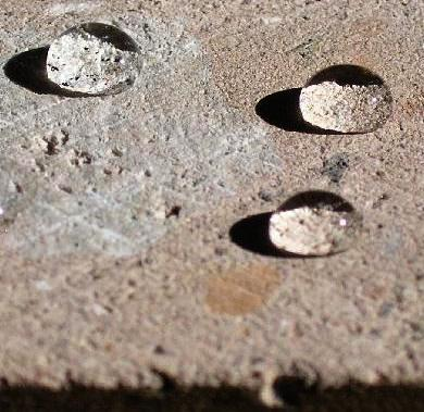 how to tell if granite is sealed